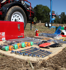 water well drilling kits